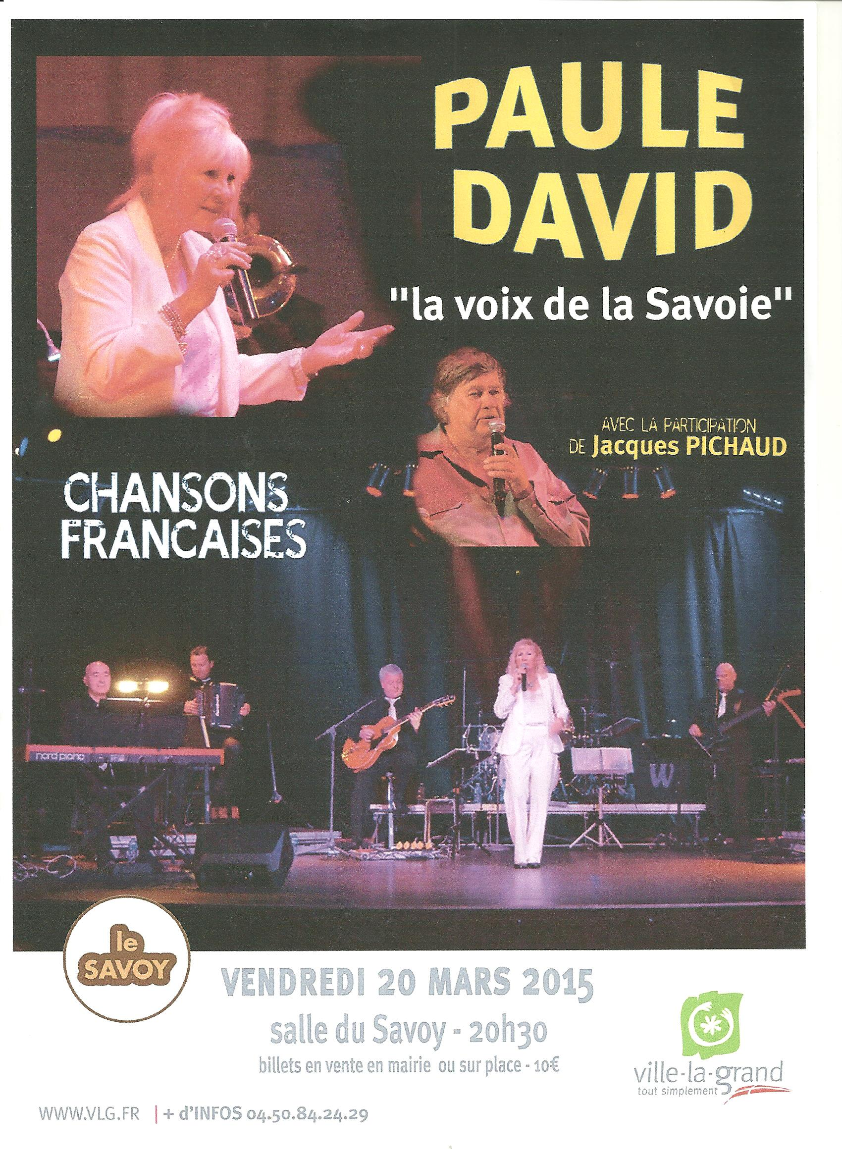 Salle Du Savoy Ville La Grand